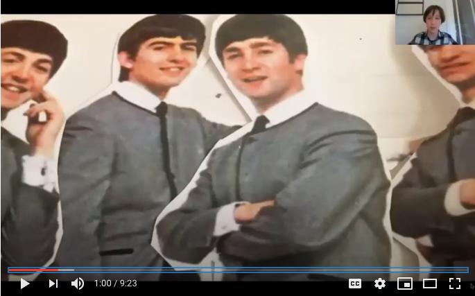 The Beanstalk Hour: in French : Les Beatles au monde du chocolat