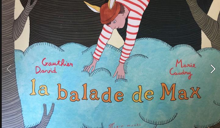 The Beanstalk Hour :La balade de Max 20