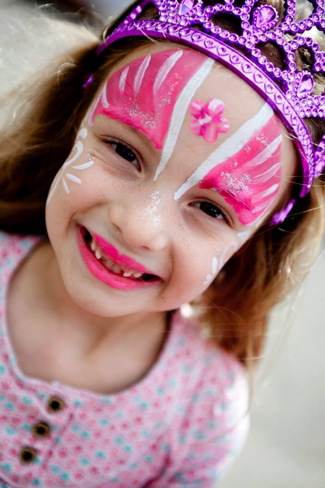 Face Painted - 2014 Festival