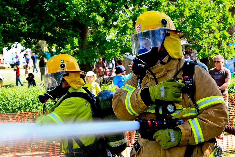 Buninyong & Mt Helen CFA Display - 2014