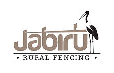 JAB05418 Jabiru Rural Fencing logo (On W