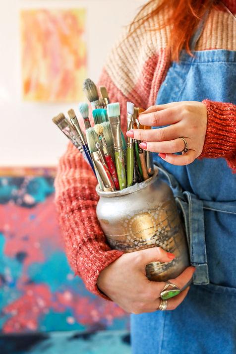 Laura-with-brush-jar - Laura Day.jpg