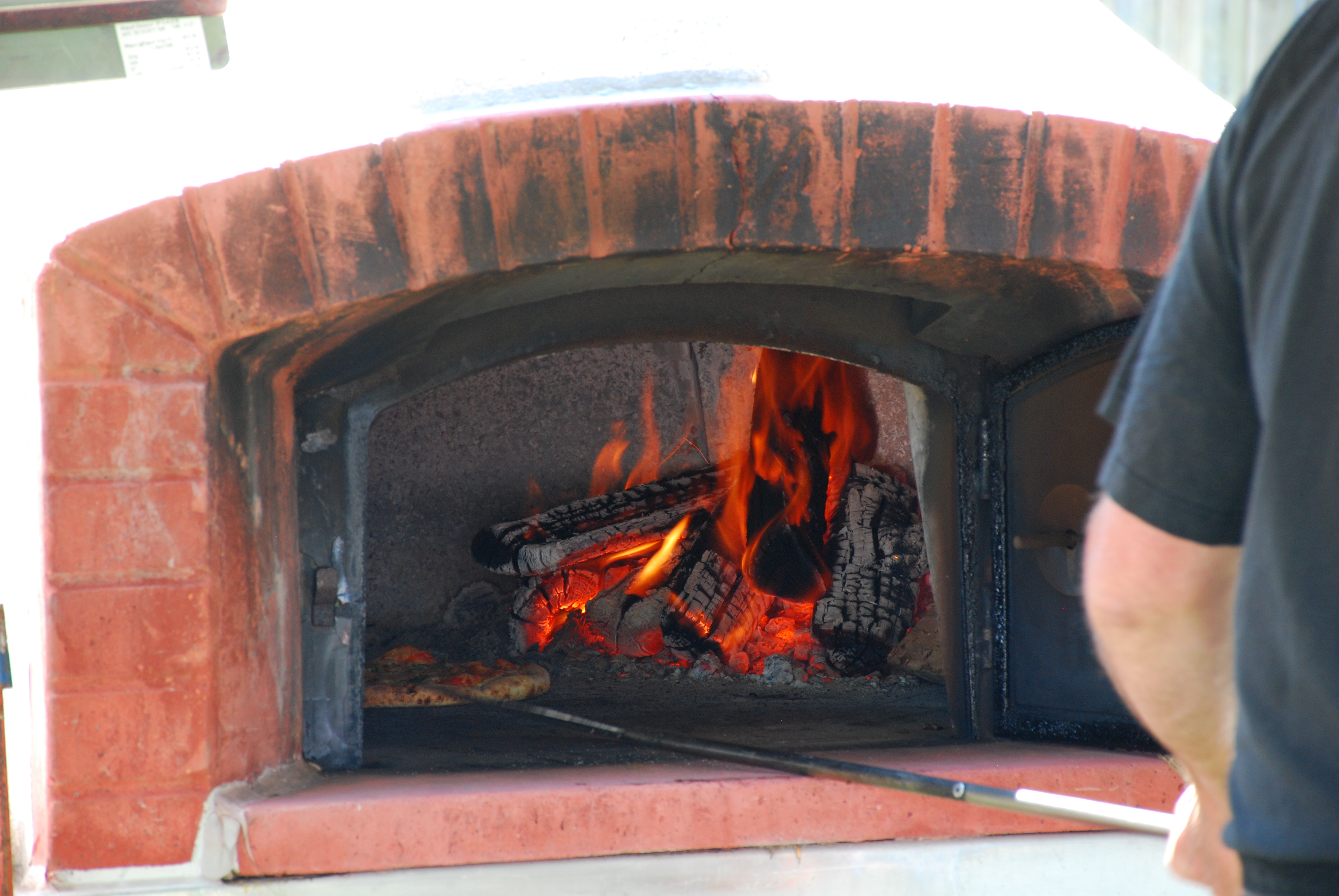 Red Door Wood Fired Pizza - 2017 Festiva