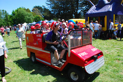 Toby the Fire Engine - 2017 Festival