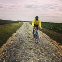 Riding Roubaix with _rohkkang _#roubaix