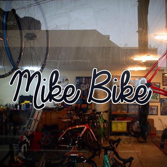 The new MikeBike is getting there.__#mik