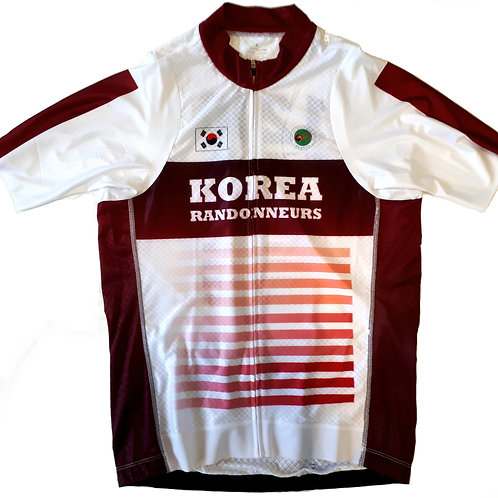 2018 Korea 1200 Jersey