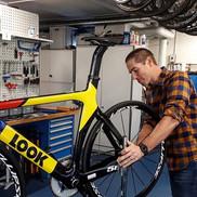 UCI mechanic's course.__#mikebike #uci #