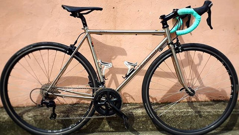 _velodragon ready to roll for the B 600k