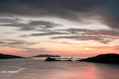 Slea Head - Sunset