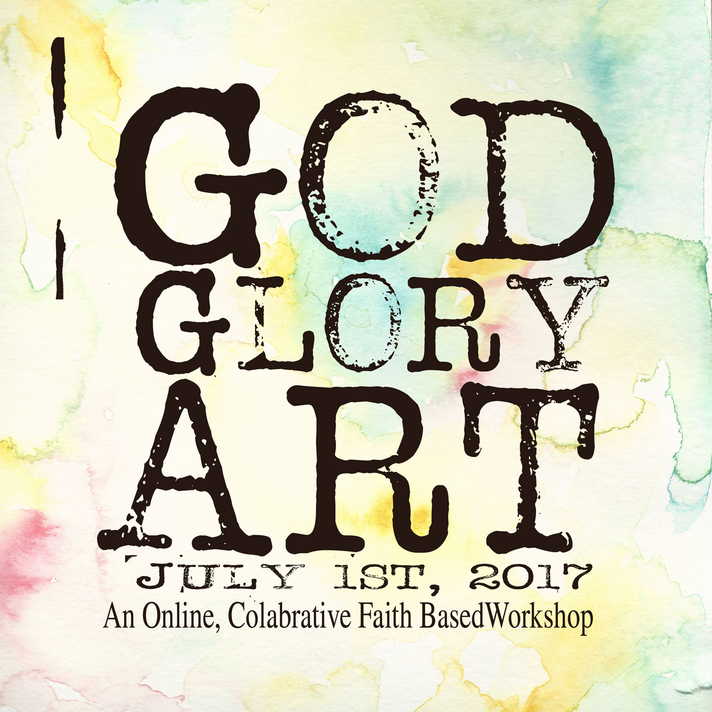 God Glory Art
