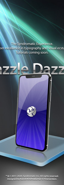 Razzle Dazzle.