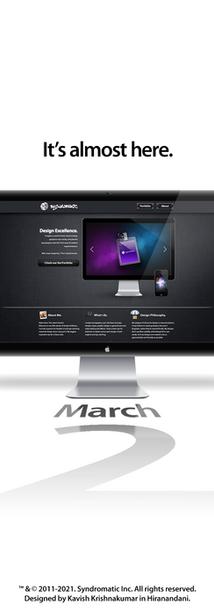 Web Launch Teaser 3