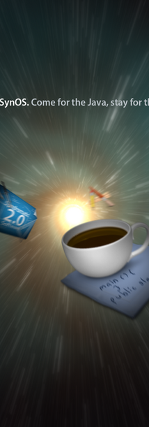 Java on SynOS