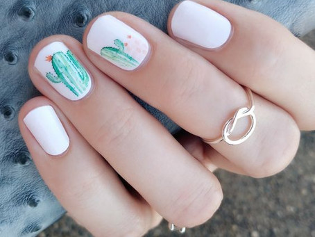 Summer Must Try Nail Trends