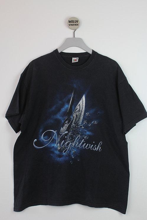 NIGHTWISH OFFICAL T-SHIRT XL