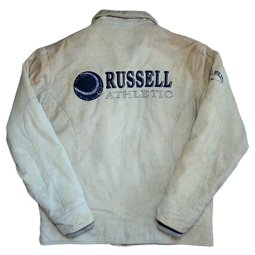 RUSSELL ATHLETIC CORDJACKE L