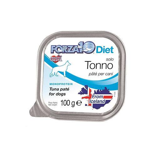 Alimento umido per cani Solo Diet Forza10 vaschetta da 100 g
