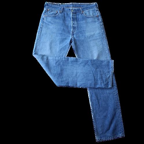 LEVI'S 501 XL MID BLUE
