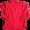 Thumbnail: SHINY RED BLUSE L