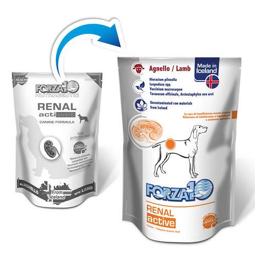Alimento umido per cani RENAL ACTIWET ALL'AGNELLO pack da 12 cf
