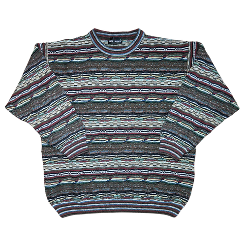 COOGI STYLE SWEATER L