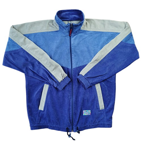 MC KEES FROTTEE TRACK TOP M