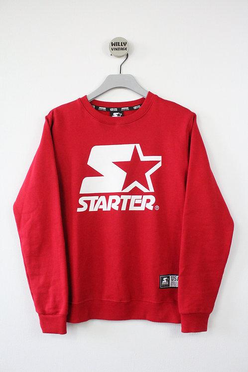 STARTER SWEATER S