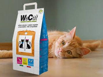 Lettiera ecologica WeCat 3.5 kg
