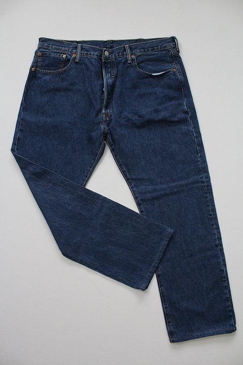 LEVI'S 501 DENIM BLUE XXL