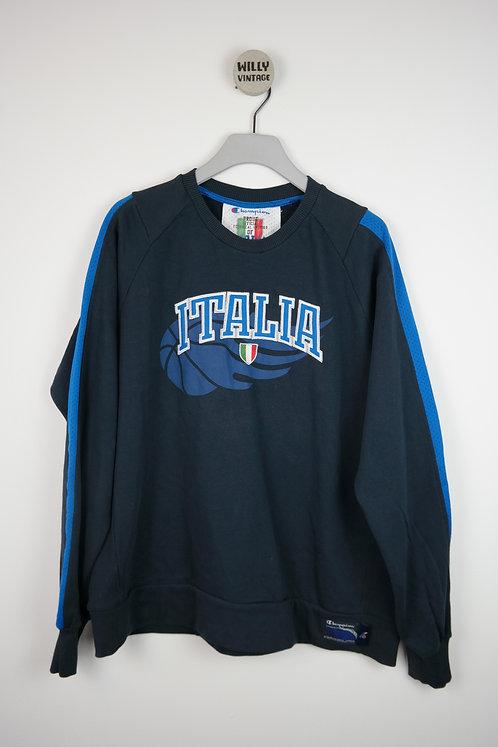CHAMPION ITALIA SWEATER L