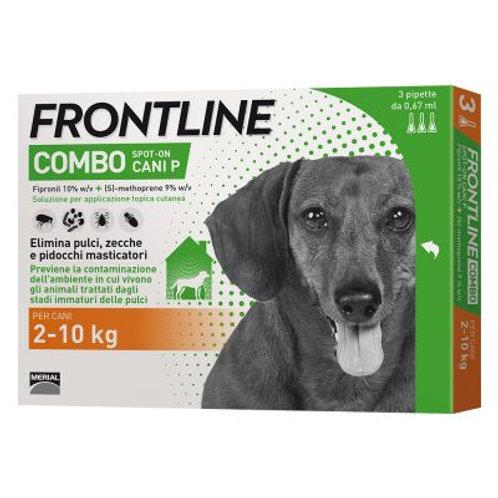 Antiparassitario FRONTLINE Combo per cani