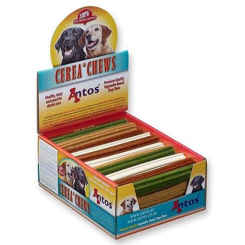 Bastoncini per cani CEREA CHEWS mis. 18 cm