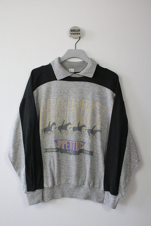 HOBBY COMPETITION SWEATER L