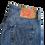Thumbnail: LEVI'S 501 MID BLUE XL
