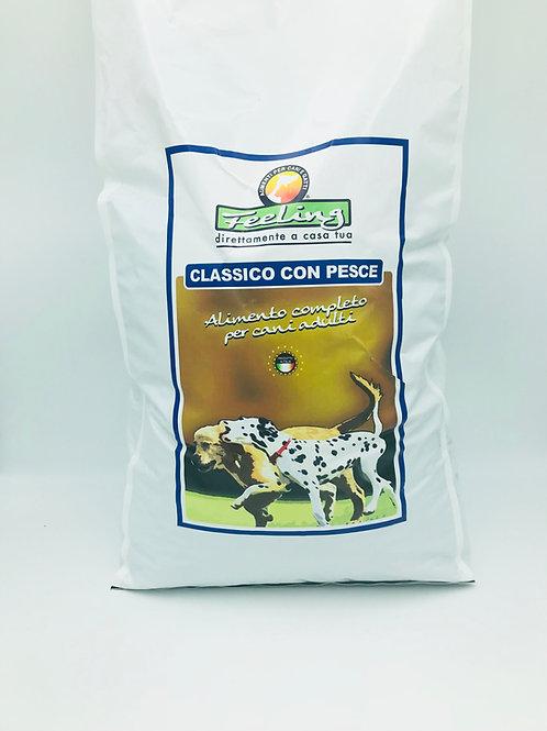 Crocchette classiche per cani adulti con PESCE sacco da 15 kg