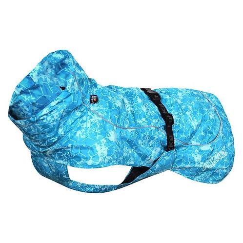 Giacca impermeabile leggera per cani mod. Drizzle rain Rukka