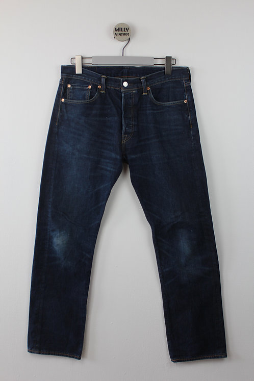 LEVI'S 501 DARK DENIM L