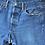 Thumbnail: LEVIS 501 L MID BLUE L