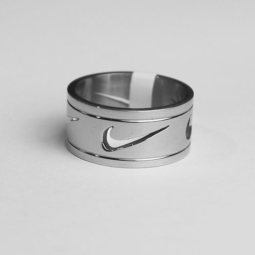 NIKE MULTI CUT OUT RING  SILBER 6/7/8/9