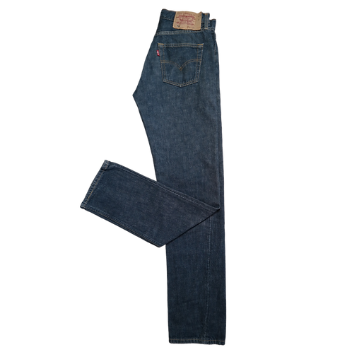 LEVI'S 501 DARK DENIM S