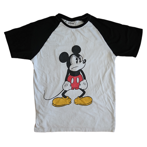ANGRY MICKEY SHIRT S