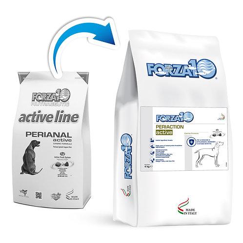 Crocchette per cani PERIACTION ACTIVE Forza10 sacco da 4kg
