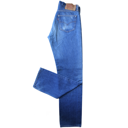 LEVI'S 501 MID BLUE M