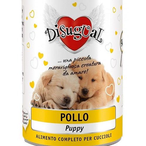 Alimento umido completo per cuccioli Disugual Puppy 400g