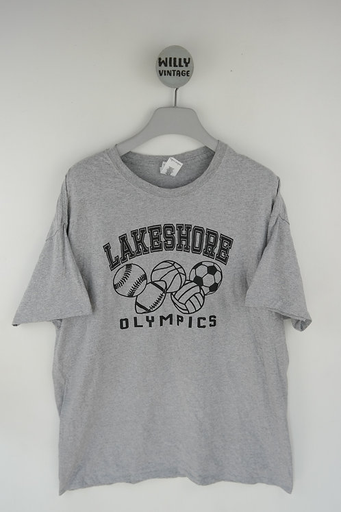 LAKESHORE OLYMPICS SHIRT XL