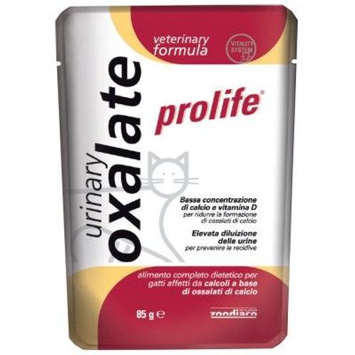 Alimento umido completo Prolife Urinary Oxlate per gatti 85 g