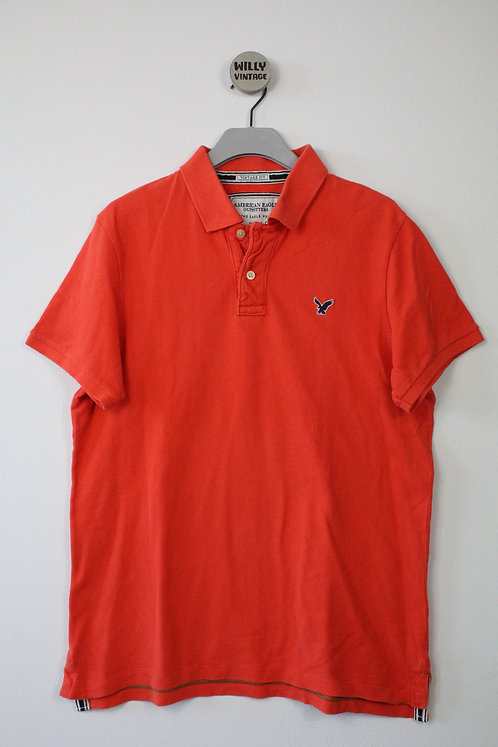 AMERICAN EAGLE OUTFITTERS POLO SHIRT L