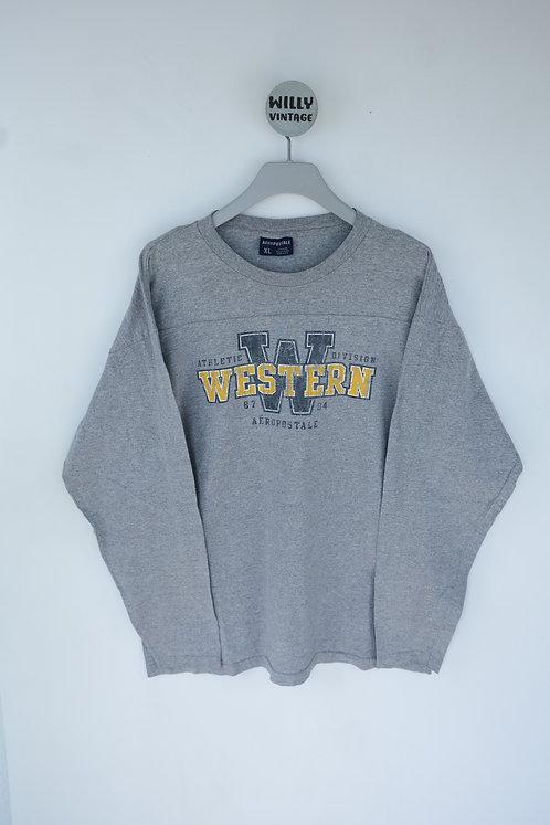WESTERN DIVISION LONGSLEEVE XL