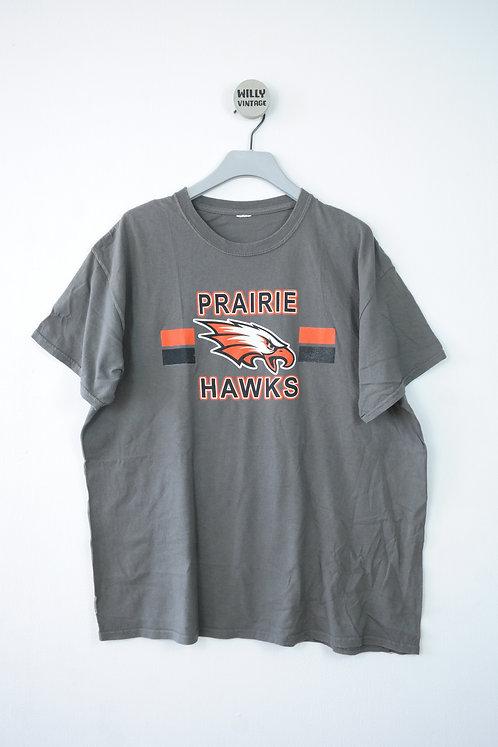 PRAIRIE HAWKS TEE XL